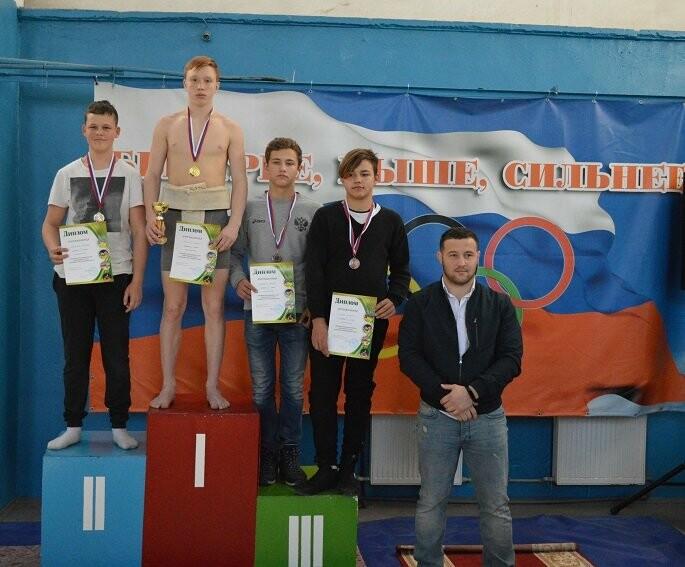 Ялтинцы завоевали 13 медалей Чемпионата и Первенства Республики Крым по сумо, фото-5