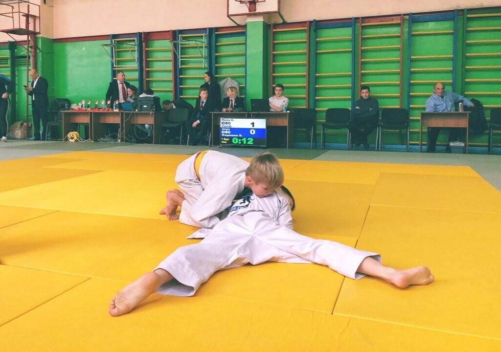 В Ялте состоялся первый турнир по дзюдо памяти Ивана Сергеевича Павленко, фото-1