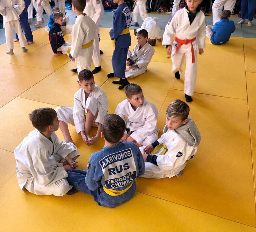 В Ялте состоялся первый турнир по дзюдо памяти Ивана Сергеевича Павленко, фото-2