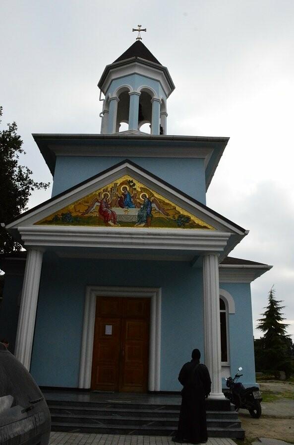 В Гаспре, в храме Святой равноапостольной Нины Божественной, отметили престольный праздник, фото-2