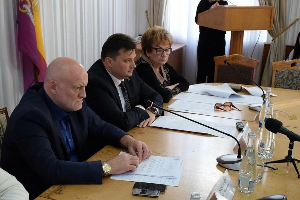 В Ялте прошло заседание Совета территорий , фото-1