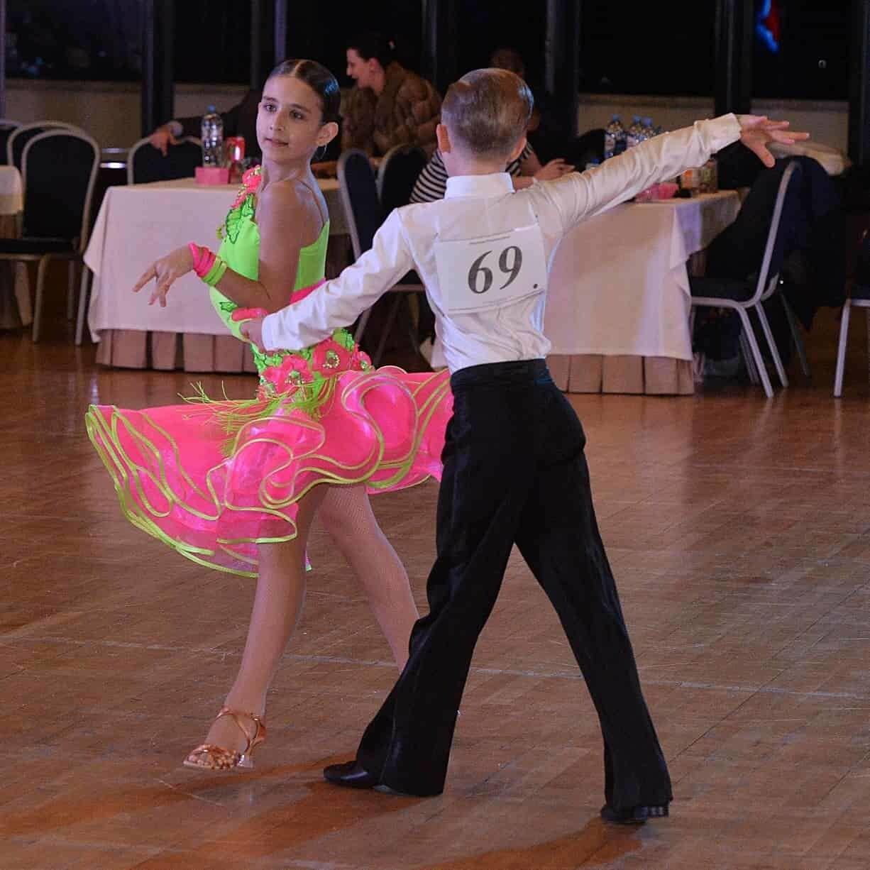 Ребята из «Спортивной школы № 6» Ялты успешно выступили на Первенстве РК по танцевальному спорту, фото-3