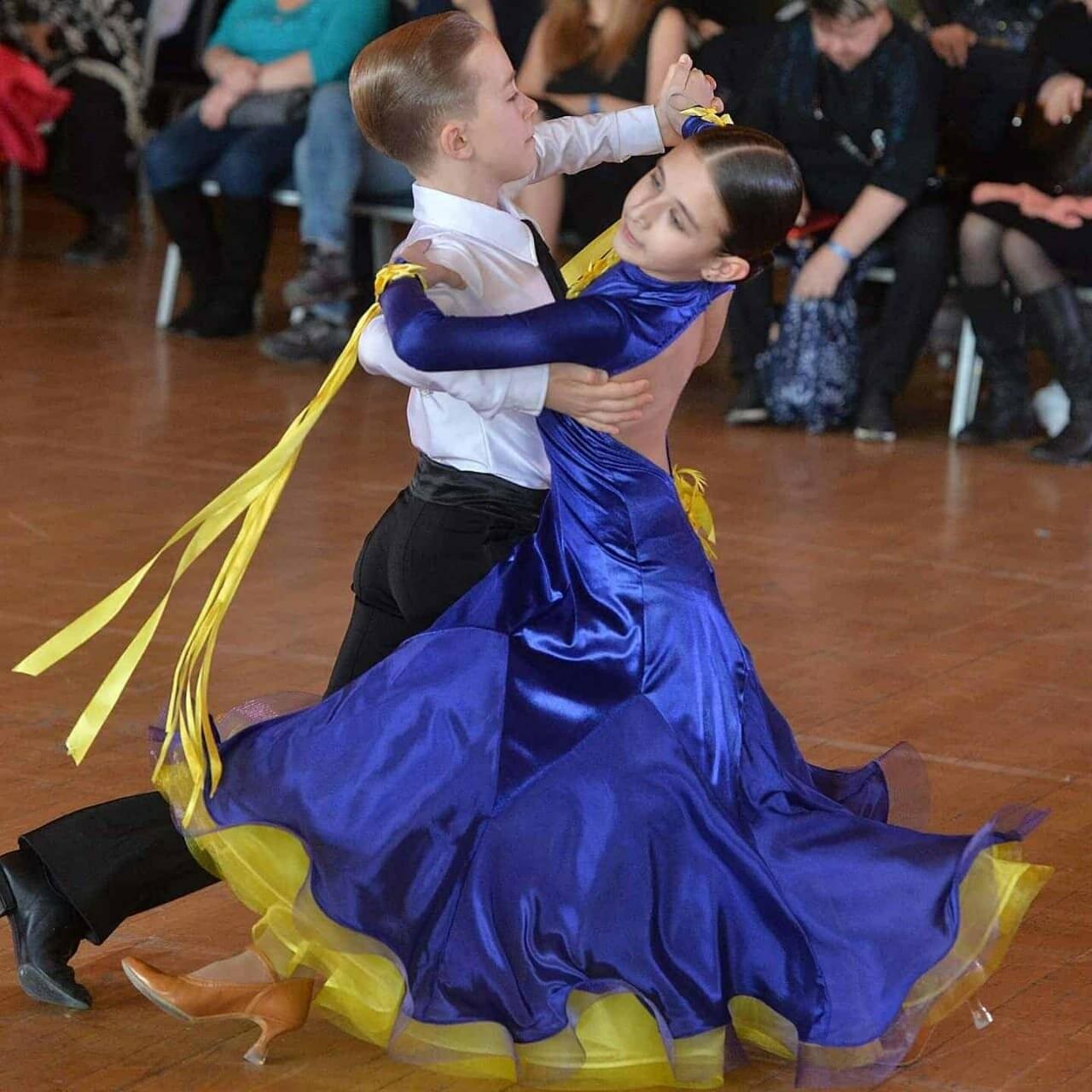 Ребята из «Спортивной школы № 6» Ялты успешно выступили на Первенстве РК по танцевальному спорту, фото-4