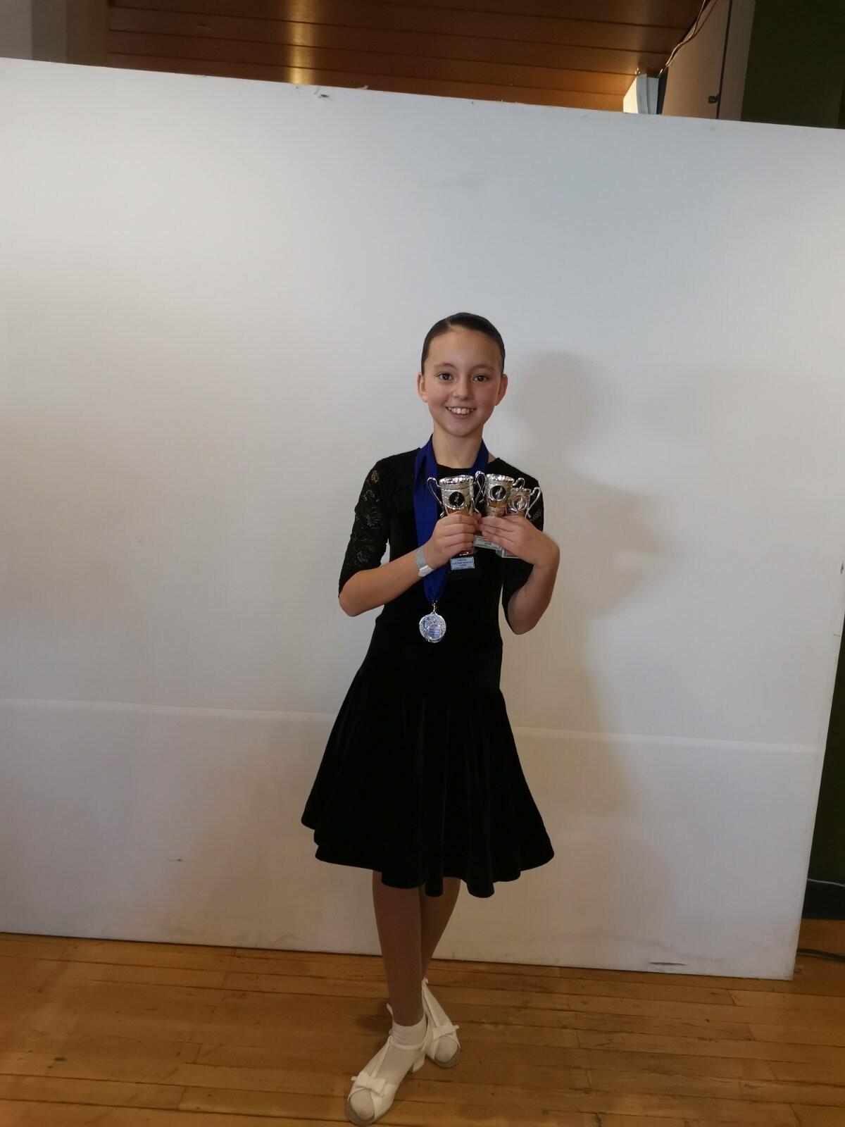 Ребята из «Спортивной школы № 6» Ялты успешно выступили на Первенстве РК по танцевальному спорту, фото-6