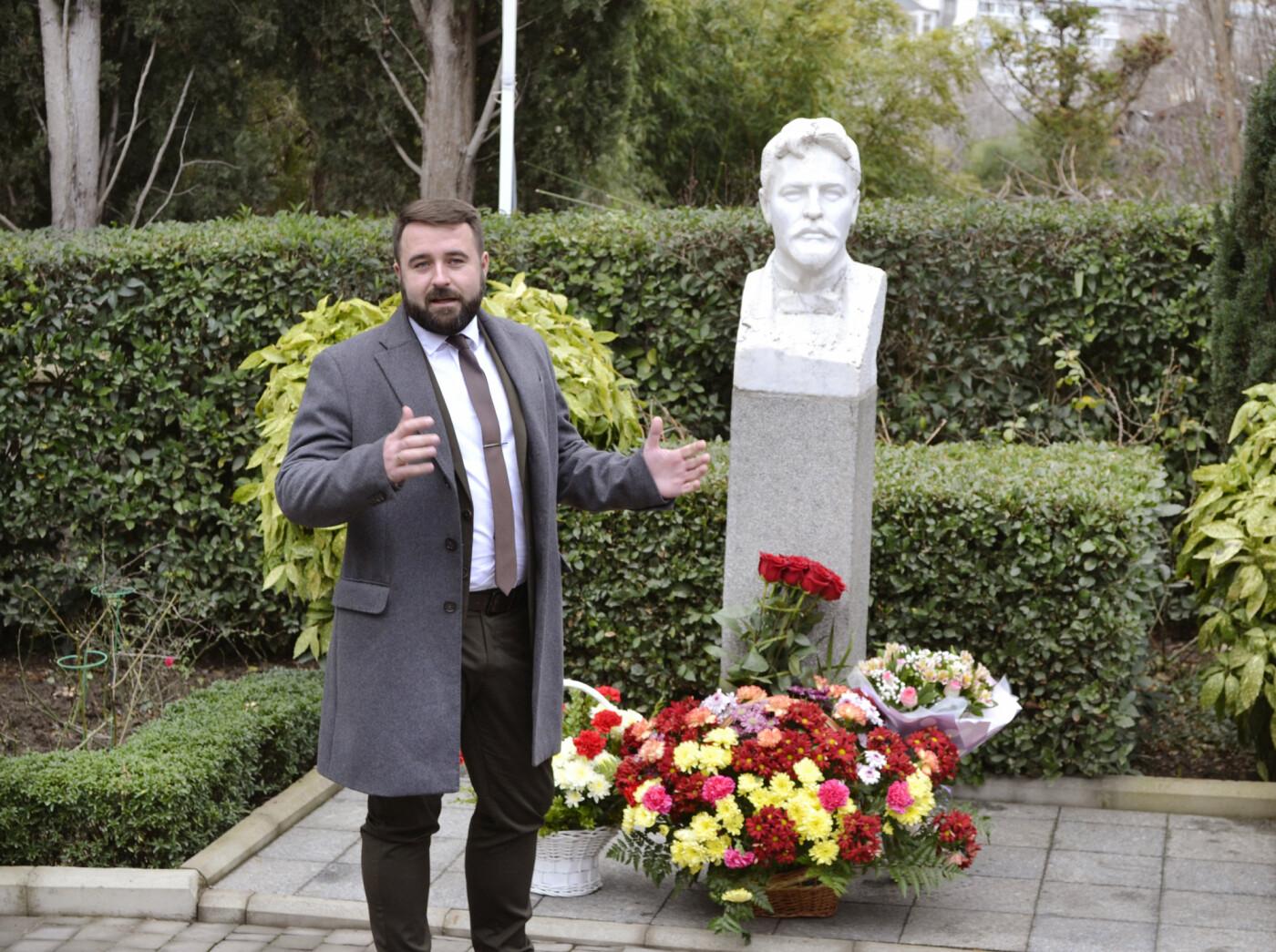 Как Ялта отметила 160 лет со дня рождения Антона Павловича Чехова, фото-6