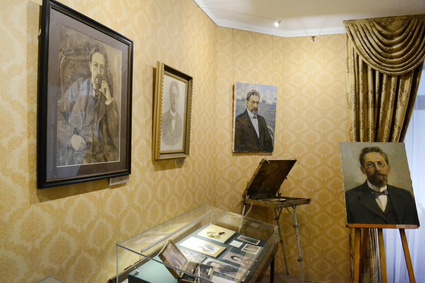 Как Ялта отметила 160 лет со дня рождения Антона Павловича Чехова, фото-3