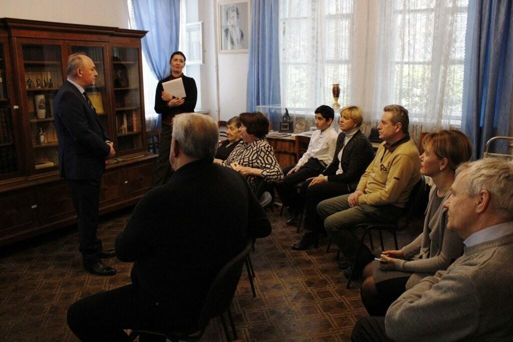 В Ялте отметили 108-летие со дня рождения писателя Николая Бирюкова , фото-1
