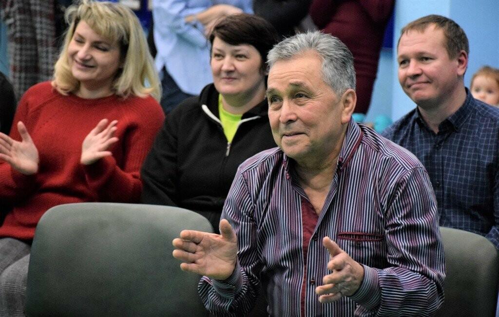 Известный ялтинский тренер по настольному теннису Владимир Прима отметил 75-летний юбилей, фото-4