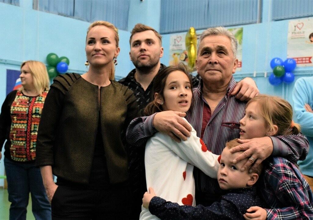 Известный ялтинский тренер по настольному теннису Владимир Прима отметил 75-летний юбилей, фото-1