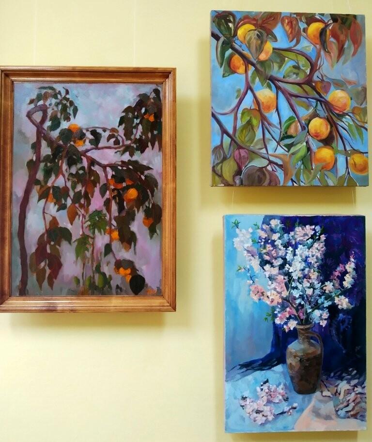 В Кореизе открылась выставка преподавателей Ялтинской художественной школы , фото-3