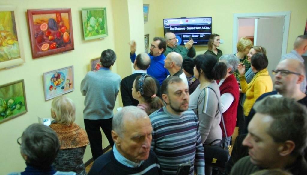 В Кореизе открылась выставка преподавателей Ялтинской художественной школы , фото-4