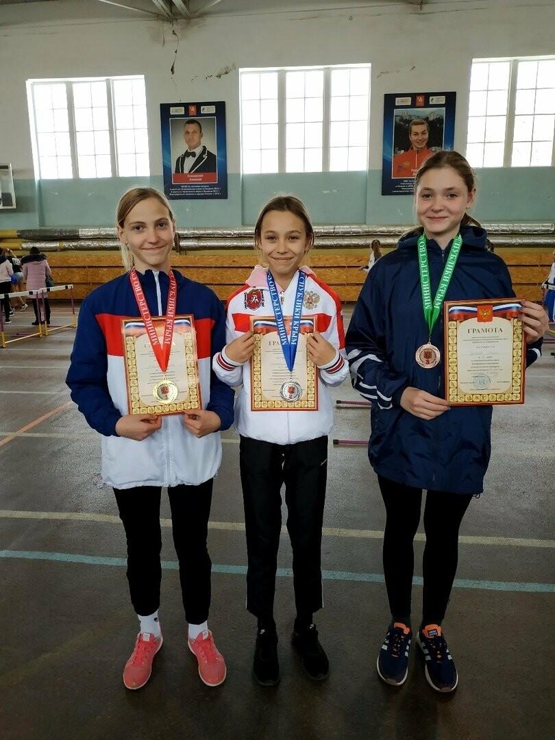 Легкоатлеты Ялты  завоевали  28 медалей в Первенстве Крыма, фото-5