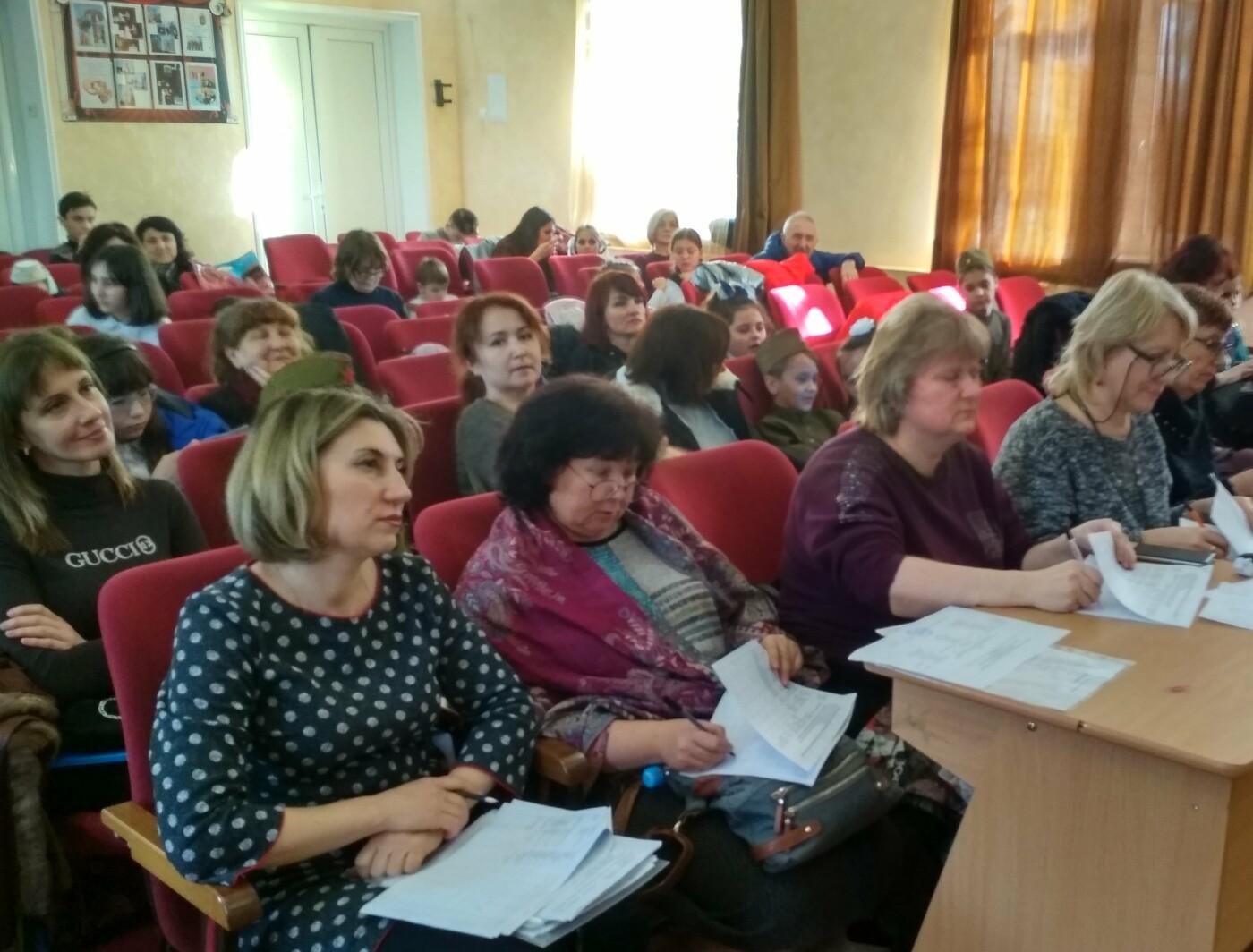 В Ялте среди школьников прошел этап Всекрымского творческого конкурса «Язык – душа народа», фото-2