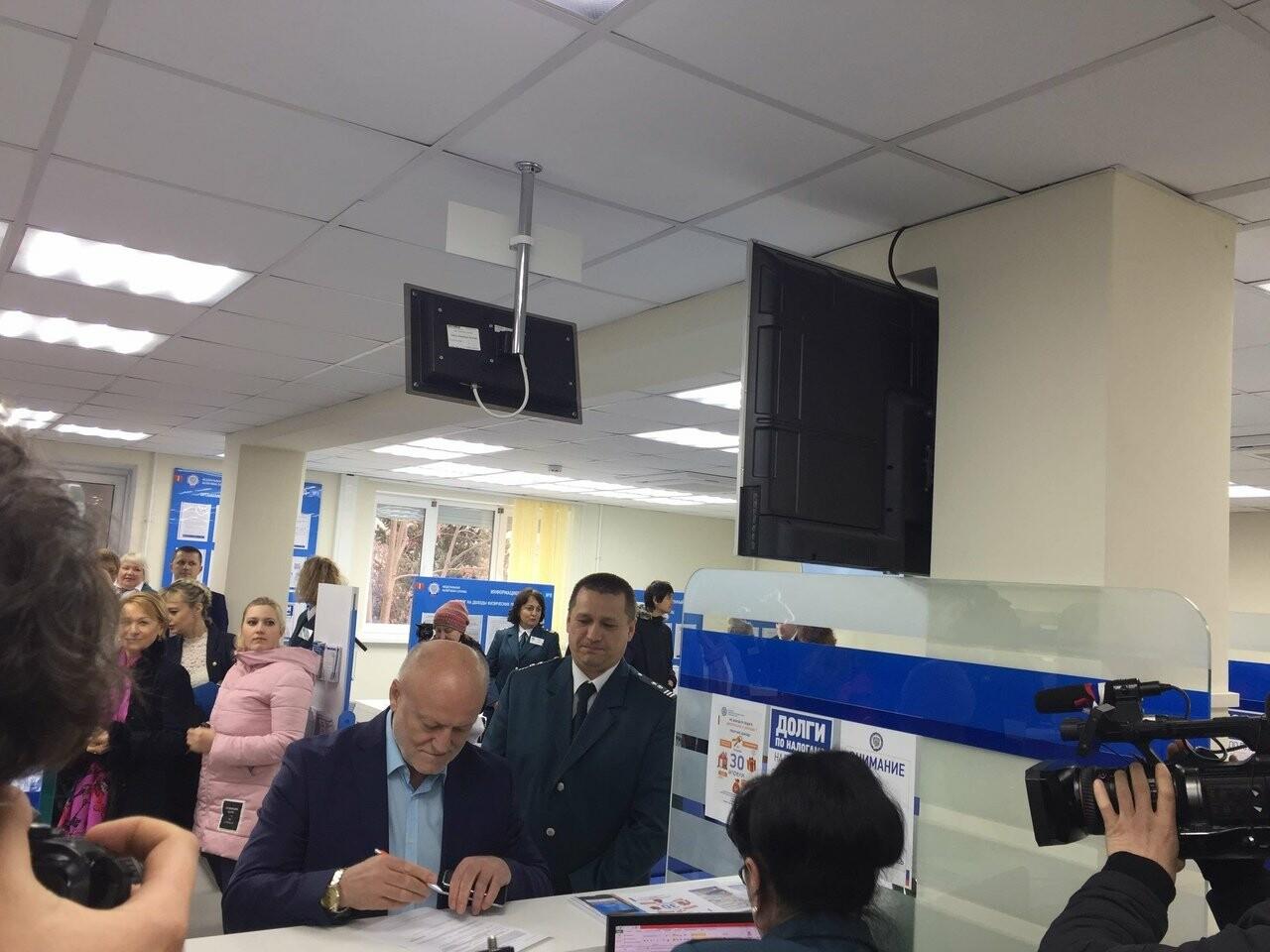 В Ялте после ремонта открылось здание налоговой инспекции, фото-4
