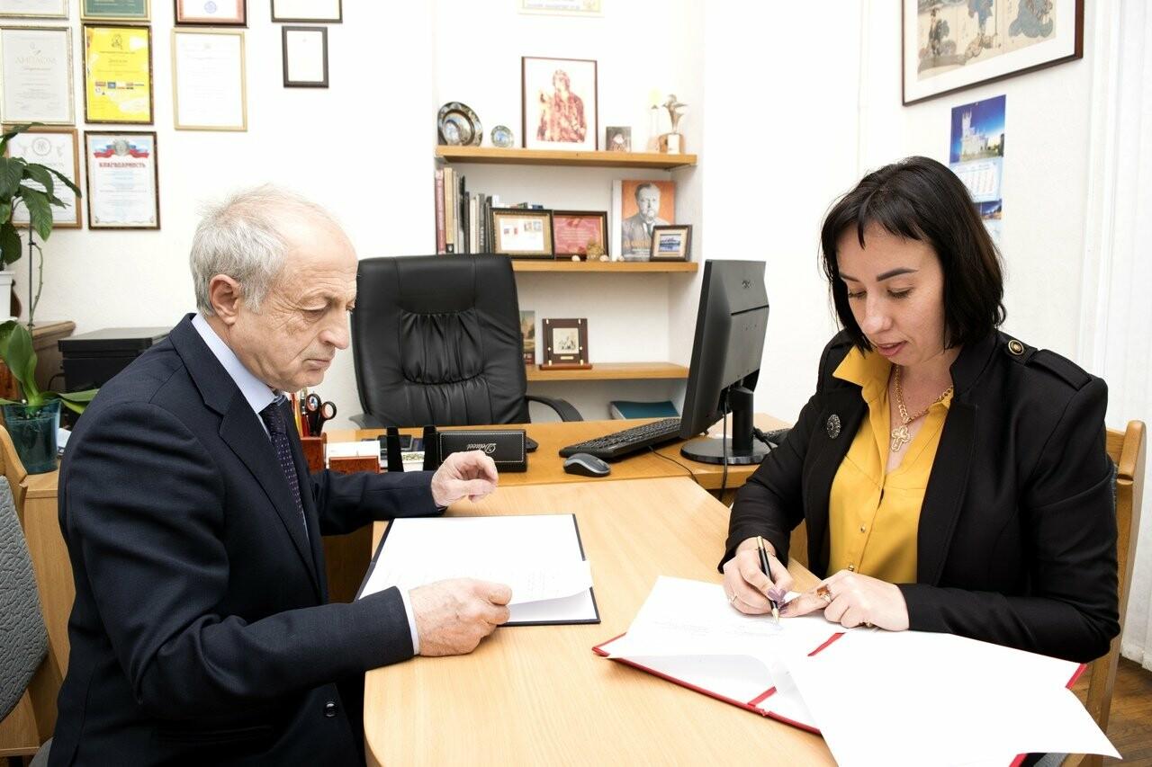 Ялта укрепляет межрегиональное культурное партнерство: подписано соглашение с Северной Осетией - Аланией, фото-1
