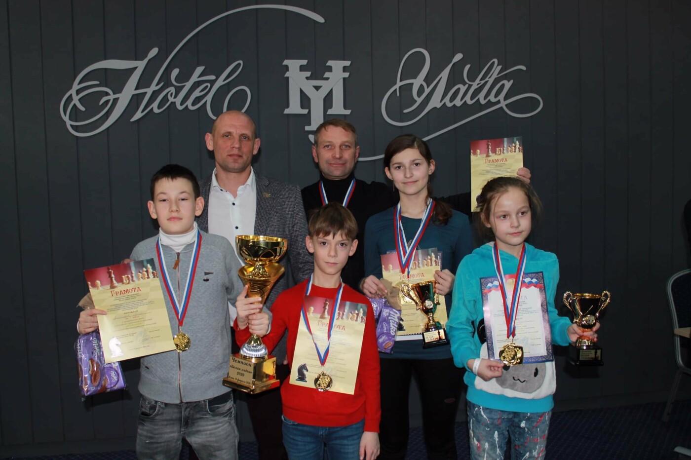 В Ялте определили победителей  муниципального этапа турнира «Белая ладья-2020», фото-1