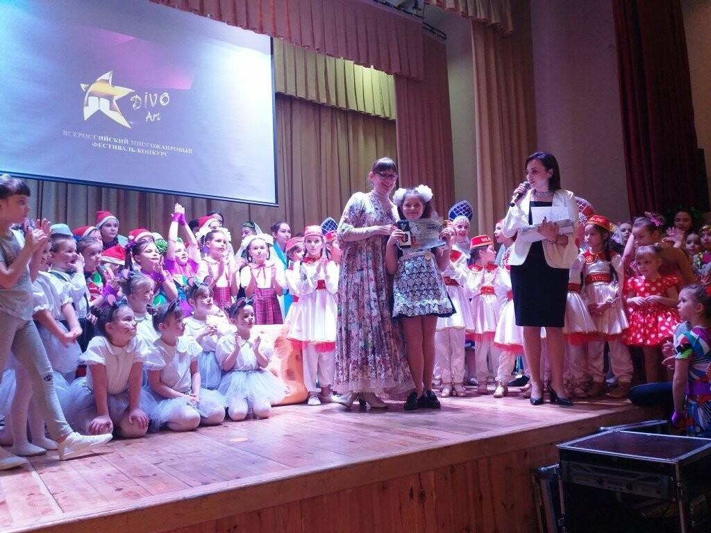 Юная ялтинка получила Гран-при Всероссийского фестиваля-конкурса «В ритме успеха», фото-1