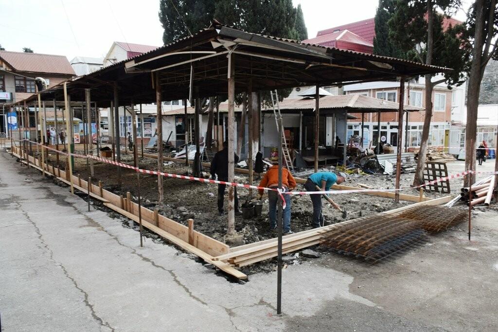 Пушкинский рынок в Ялте закончат ремонтировать к 1 мая, фото-3