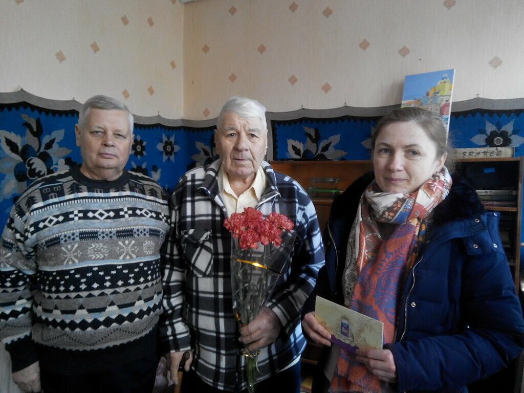 Жителей Ялты поздравили с 90-летними юбилеями, фото-3