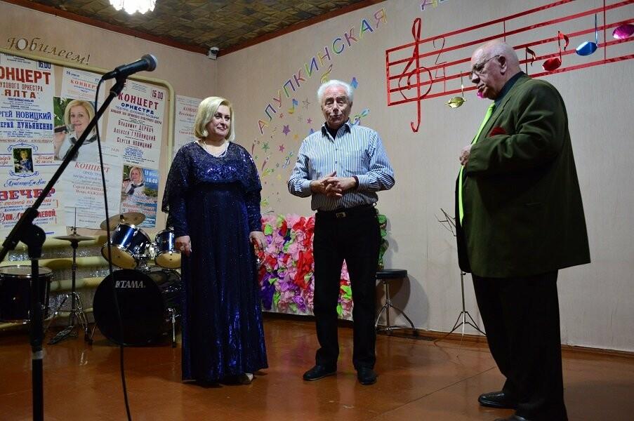 В Алупке прошел юбилейный концерт Зои Легостаевой, фото-6