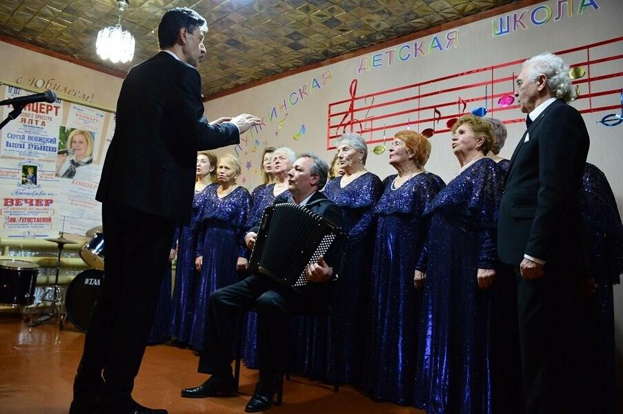 В Алупке прошел юбилейный концерт Зои Легостаевой, фото-2