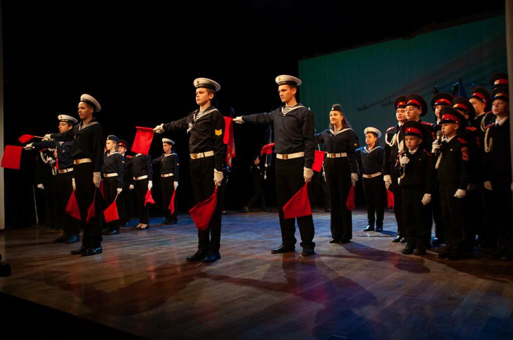 Ялта отметила  День защитника Отечества, фото-8