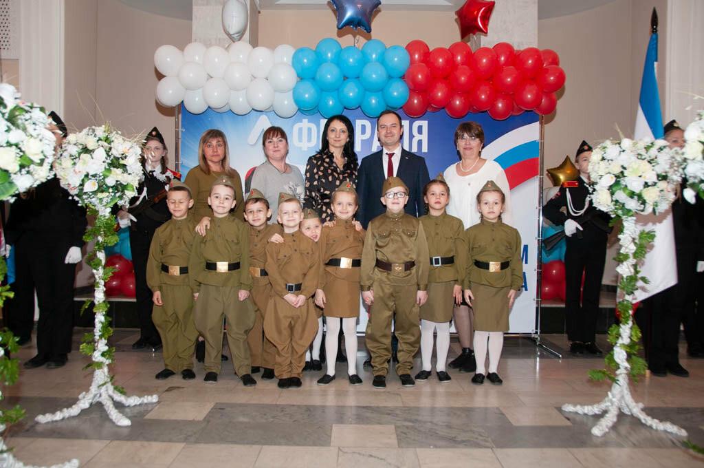 Ялта отметила  День защитника Отечества, фото-4
