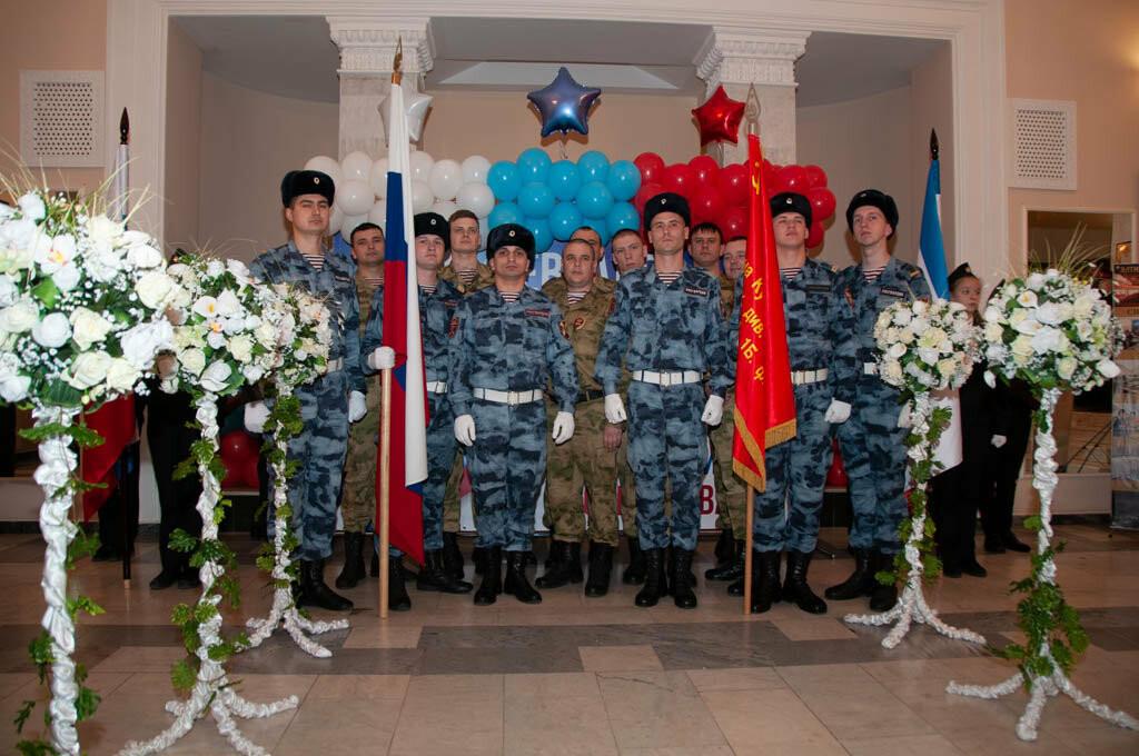 Ялта отметила  День защитника Отечества, фото-5