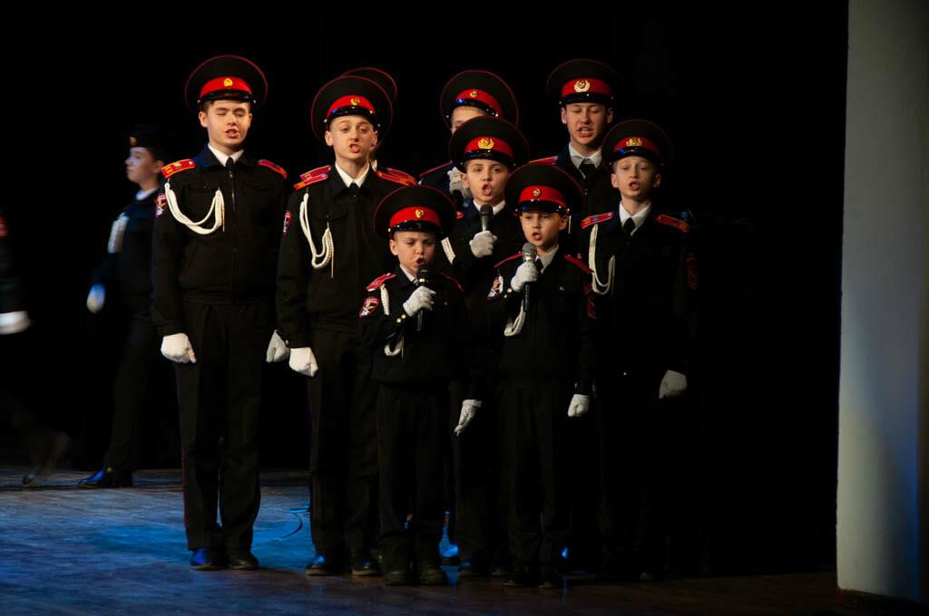Ялта отметила  День защитника Отечества, фото-7