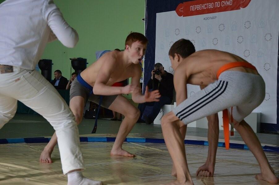 В санатории «Дюльбер» прошел турнир по дзюдо и открытое первенство по сумо, фото-5