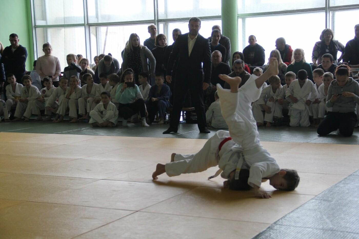 В санатории «Дюльбер» прошел турнир по дзюдо и открытое первенство по сумо, фото-1