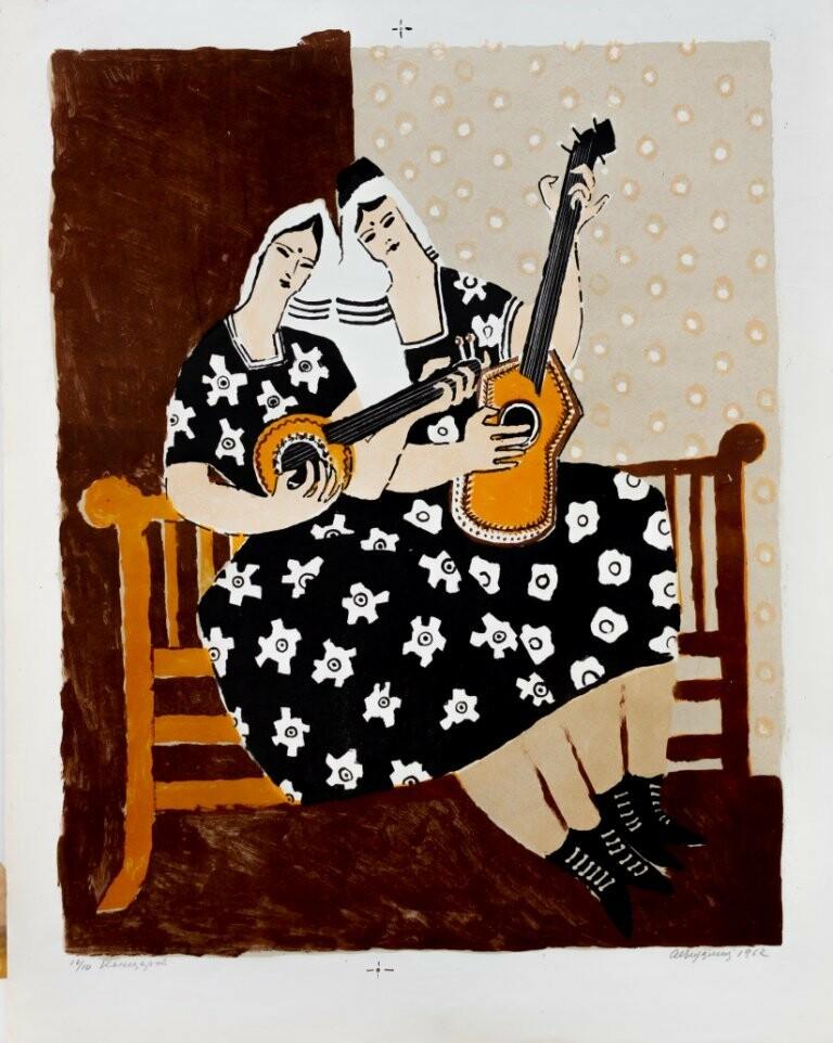 Галерея «Арт-Бульвар» в Ялте проведет выставку картин и антиквариата, посвященную женскому образу, фото-2