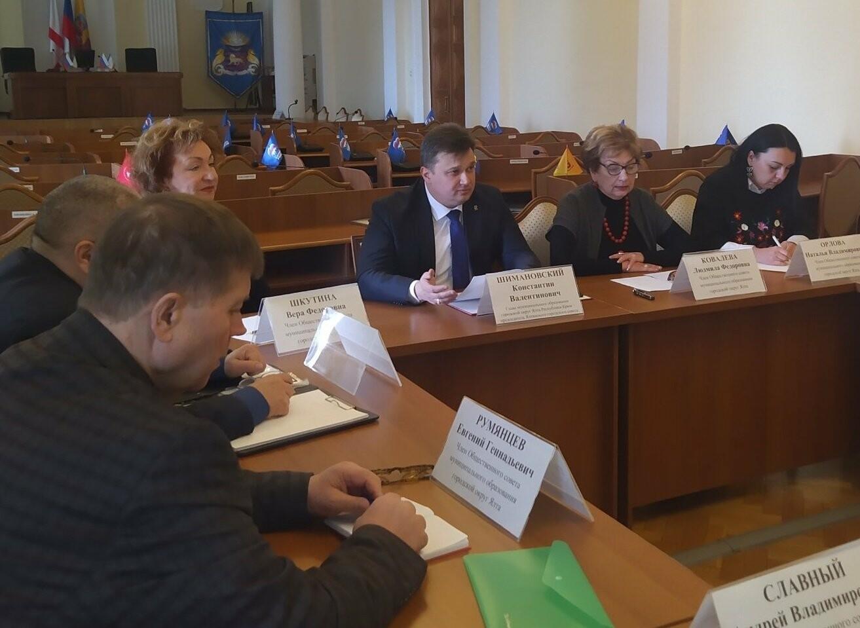 Общественный совет Ялты приступил к работе в новом составе , фото-1