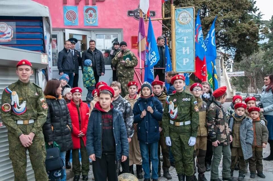 В Ялте прошло открытое первенство по стрельбе из пневматического оружия «А ну-ка парни!» , фото-1