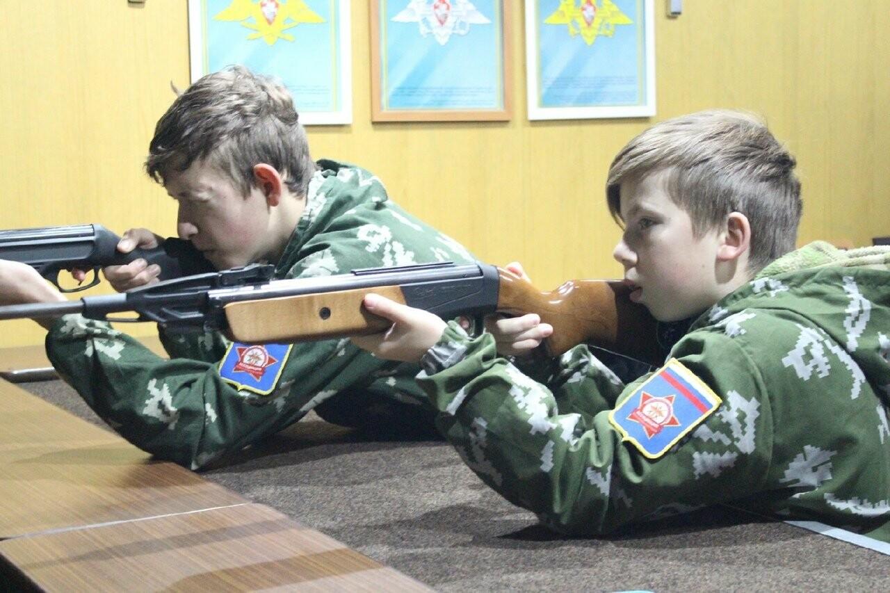 В Ялте прошло открытое первенство по стрельбе из пневматического оружия «А ну-ка парни!» , фото-2