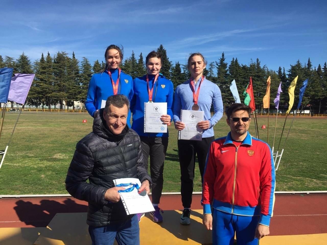 Ялтинка Вера Маркарян (Ребрик) стала победителем  Командного Чемпионата России , фото-1