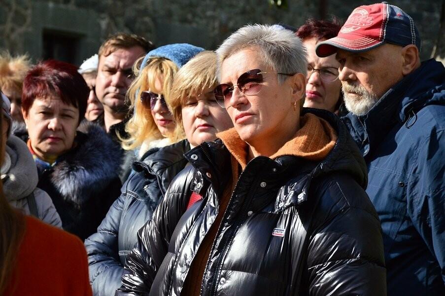 Экскурсоводы Алупкинского центра «Таврика» побывали в Воронцовском дворце, фото-4