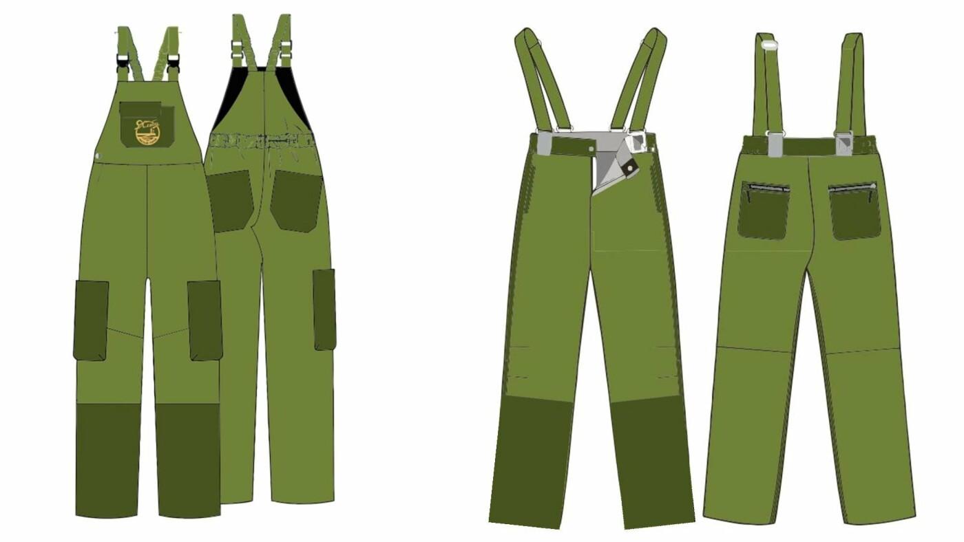 Утверждена эмблема и дизайн рабочей одежды дворников Ялты, фото-2