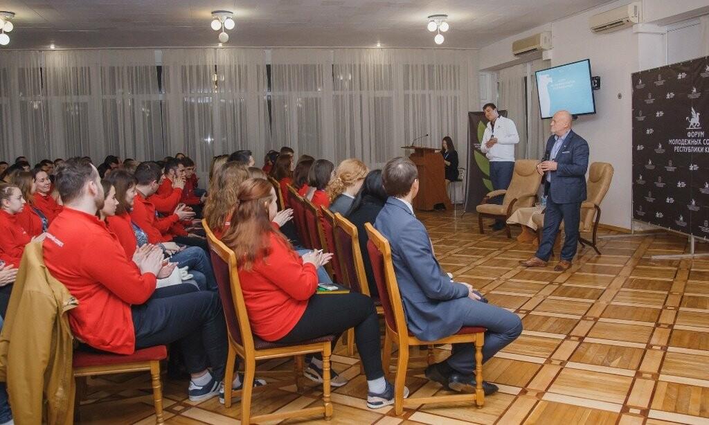 Представители молодежных советов Ялты встретились с главой города, фото-1