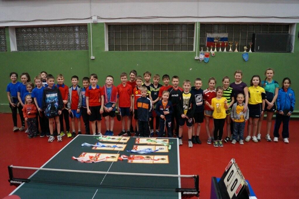 Воспитанники МБУ «СШ» отделения настольного тенниса Ялты успешно выступили в ряде турниров, фото-1