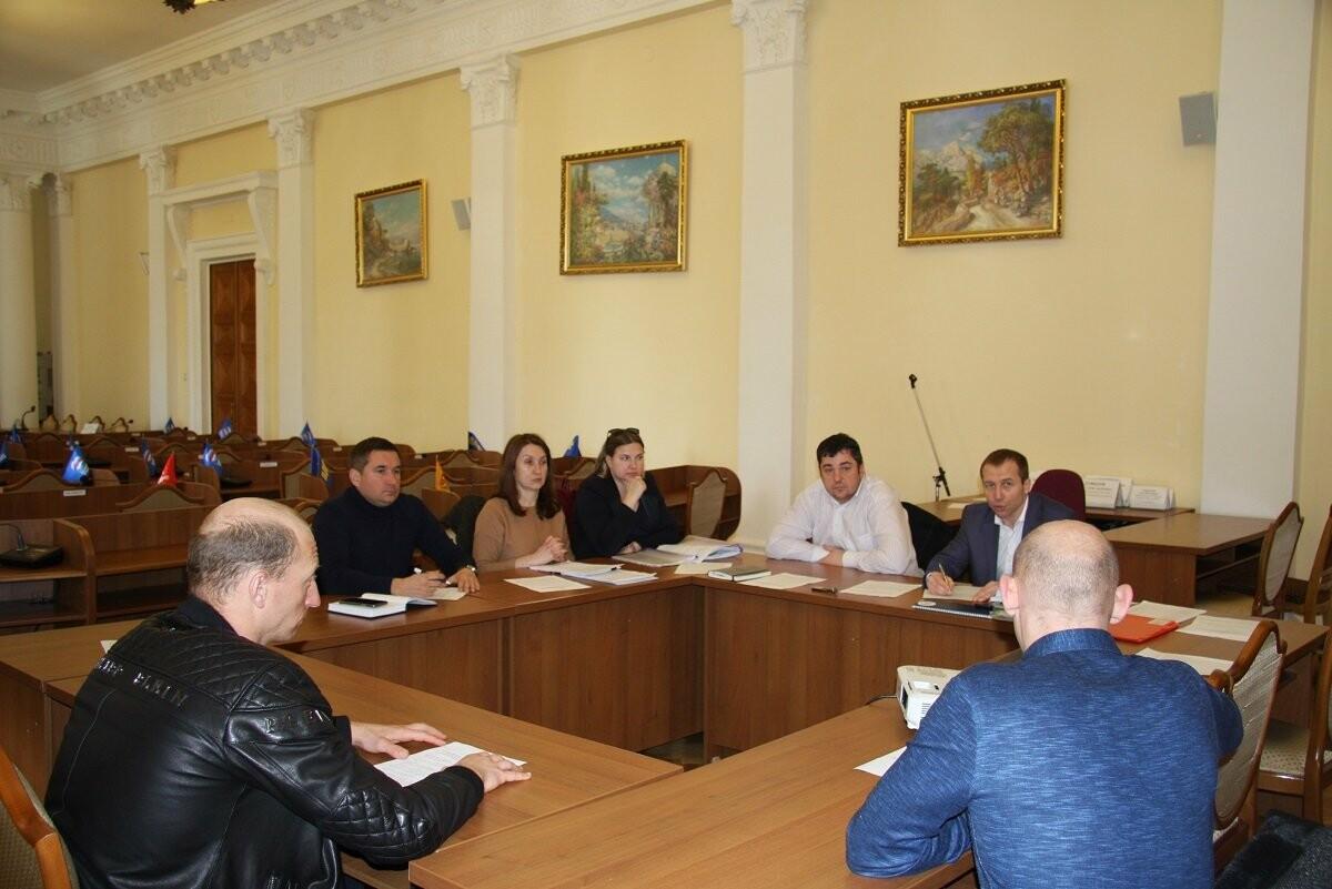 В Ялте прошло расширенное заседание комитета горсовета по ЖКХ, фото-1