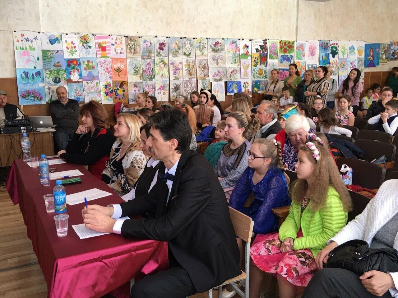 В Алупке подвели итоги IV Регионального фестиваля «Крымский Первоцвет», фото-4
