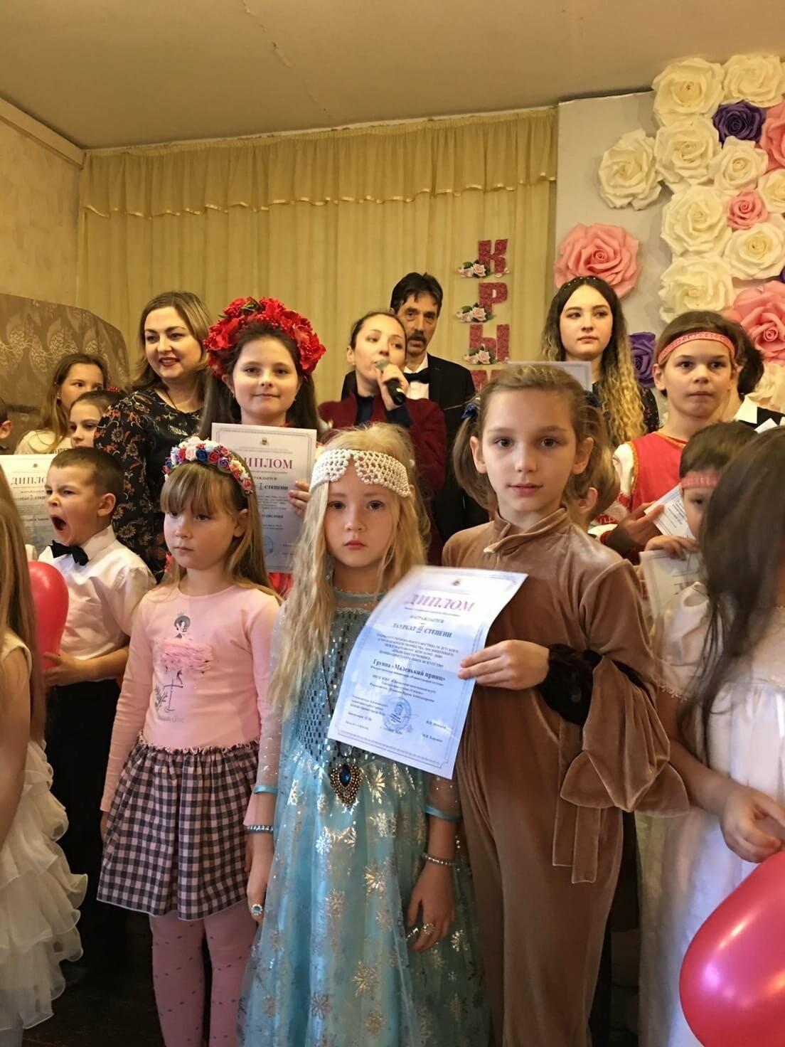 В Алупке подвели итоги IV Регионального фестиваля «Крымский Первоцвет», фото-9