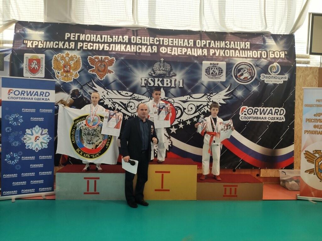 Ялтинцы привезли две золотых, серебряную и бронзовую медаль Спартакиады боевых искусств, фото-2