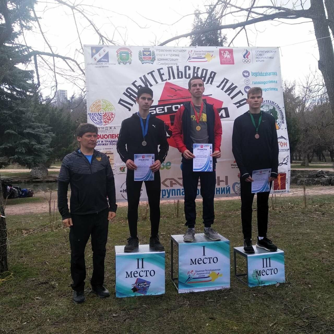 Легкоатлеты Ялты стали победителями Республиканских соревнований по кроссу, фото-4