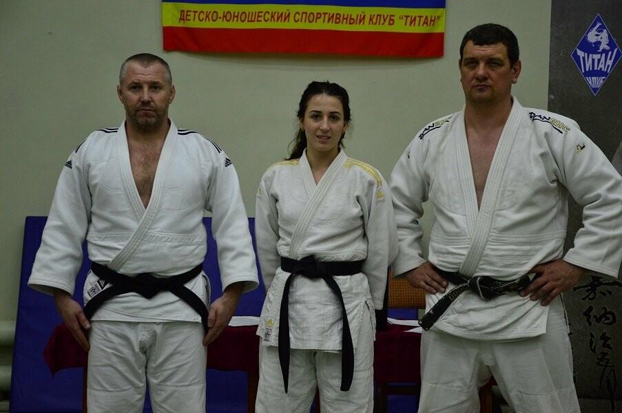 В Гаспре провели аттестацию дзюдоистов  на 4 и 5 КЮ, фото-2