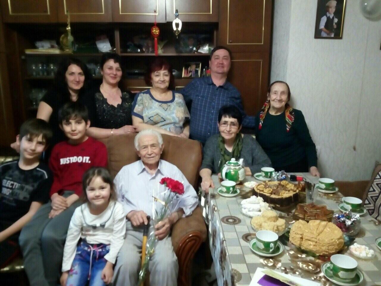Ялтинцы Сейт – Якуб Аблялимов и Анна Ремез отпраздновали 90-летние юбилеи , фото-1