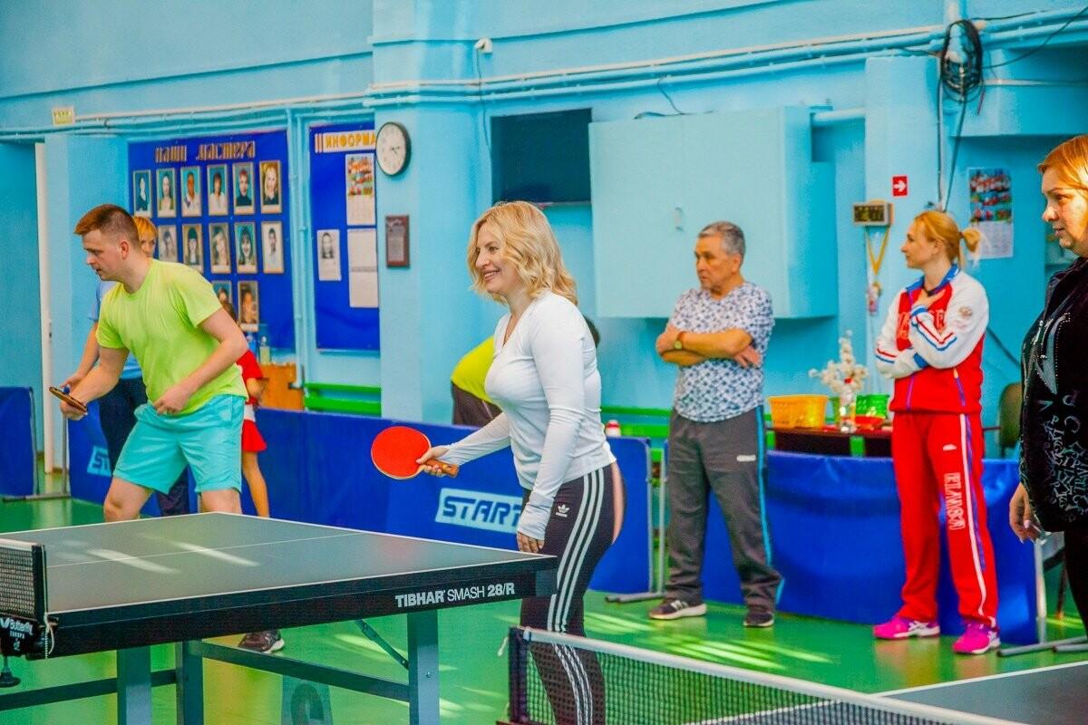 Министр спорта Крыма Ольга Торубарова  провела тренировку с юными теннисистами Ялты, фото-2