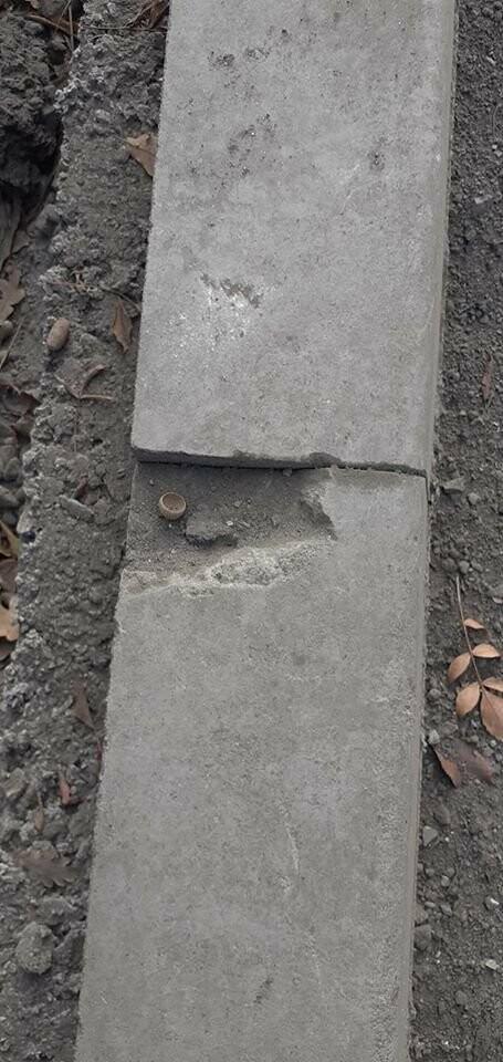 В Ялте собирают подписи, чтобы подрядчики устранили недочеты в  ремонте ряда улиц, фото-1