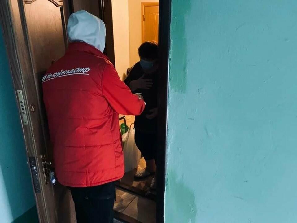 В Крыму волонтеры помогают пожилым и маломобильным гражданам на период эпидемии коронавируса, фото-1
